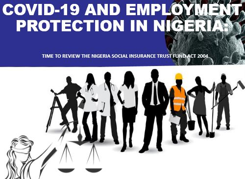 COVID-19 AND EMPLOYMENT PROTECTION IN NIGERIA