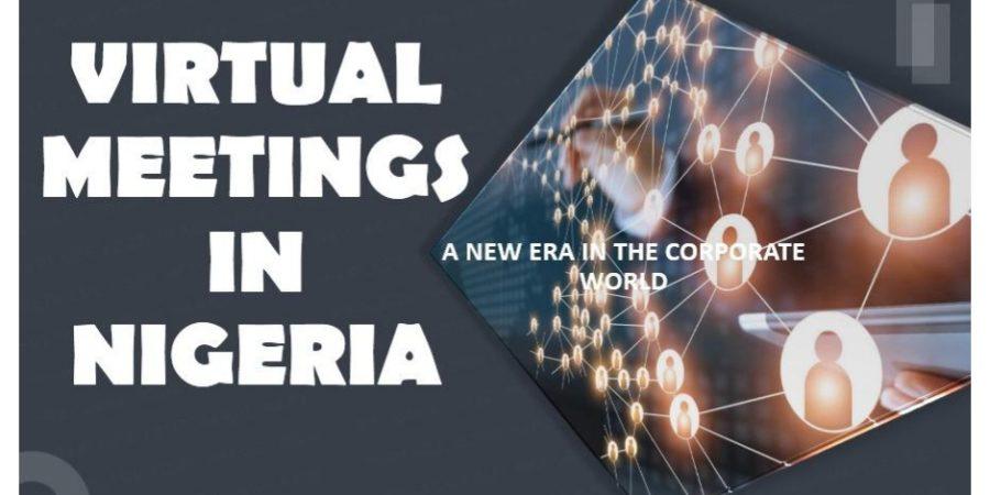 VIRTUAL MEETINGS IN NIGERIA