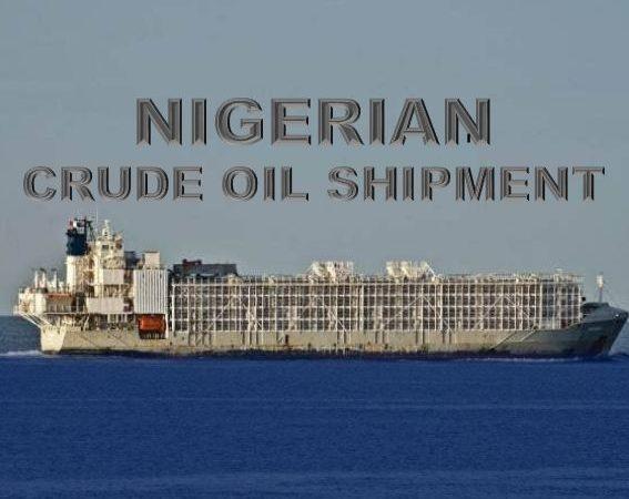NIGERIAN CRUDE OIL SHIPMENT