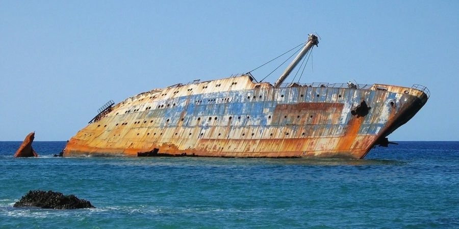SHIPWRECKS- FEDERAL EXECUTIVE COUNCIL APPROVES THE REMOVAL OF WRECKS FROM NIGERIAN WATERWAYS
