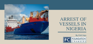 arrest of vessels in Nigeria